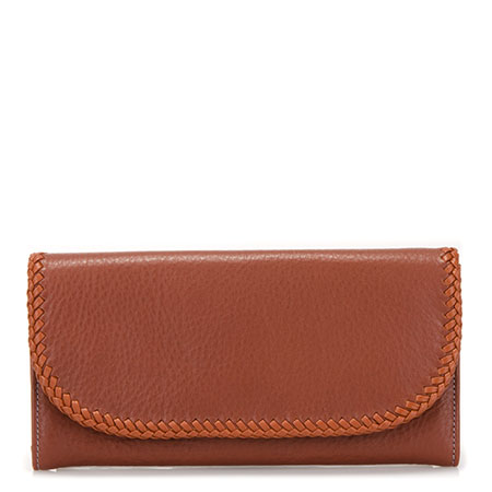 Santa Fe Slim Wallet-Siena