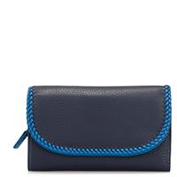 Santa Fe Tri-fold Wallet-Seascape