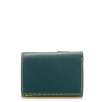 Small Tri-fold Wallet-Evergreen