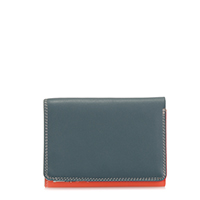 Small Tri-fold Wallet-Urban Sky
