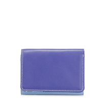 Small Tri-fold Wallet-Lavender