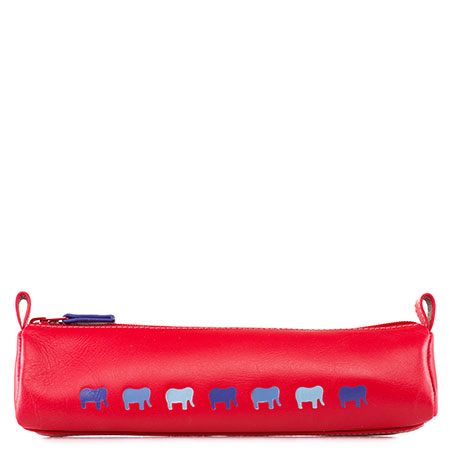 Lucca Pencil Case-Royal
