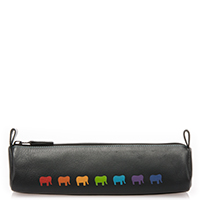 Lucca Pencil Case-Black/Pace