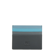 Credit Card Holder-Black Grey