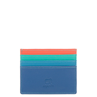 Credit Card Holder-Aqua