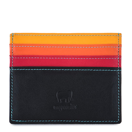 Credit Card Holder-Black/Pace