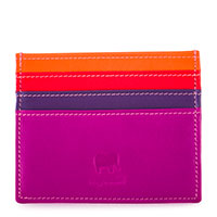 Credit Card Holder-Sangria Multi