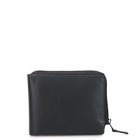 Zip Around Men's Wallet-Black/Pace
