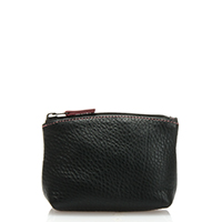 Lisbon Coin Purse-Black Berry