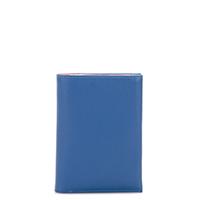 Lisbon Medium Wallet-Aqua