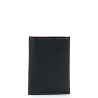 Lisbon Medium Wallet-Black Berry