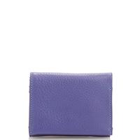 Lisbon Tri-fold Wallet-Bluebell