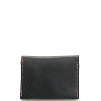 Lisbon Tri-fold Wallet-Black Berry