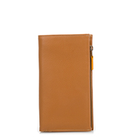 Lisbon Large Slim Wallet-Sahara