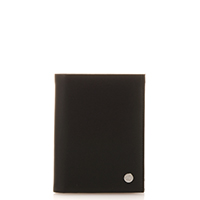 Boston Continental Wallet-Black