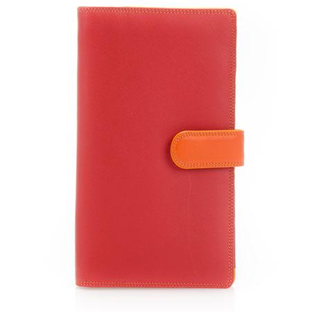 Large Tab Tri-fold Wallet-Jamaica