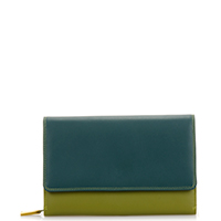 Large Organiser Purse-Evergreen