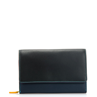 Large Organiser Purse-Black/Pace