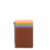 Credit Card Holder with Coin Purse-Siena