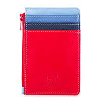 Credit Card Holder with Coin Purse-Royal