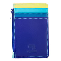 Credit Card Holder with Coin Purse-Seascape