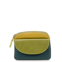 Small Coin Purse-Evergreen