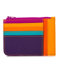 Slim Credit Card Holder with Coin Purse-Copacabana