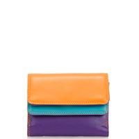 Small Double Flap Wallet-Copacabana
