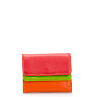 Small Double Flap Wallet-Jamaica