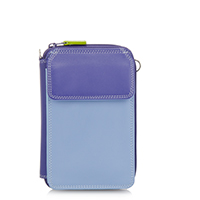 Zip Around Mega Purse-Lavender