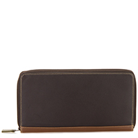 Zip Around Travel Wallet-Safari Multi