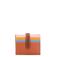 Small Tab Card Wallet-Siena