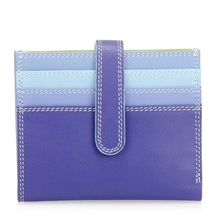 Small Tab Card Wallet-Lavender