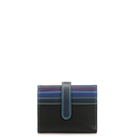 Small Tab Card Wallet-Black/Pace