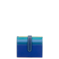 Small Tab Card Wallet-Seascape