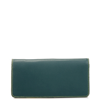 Large Slim Wallet-Evergreen