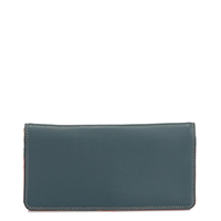 Large Slim Wallet-Urban Sky