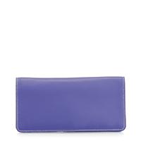 Large Slim Wallet-Lavender