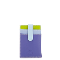 Money Clip CC Holder-Lavender