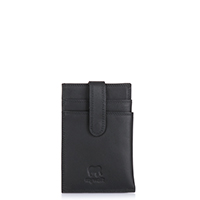 Money Clip CC Holder-Black