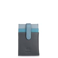 Money Clip CC Holder-Smokey Grey