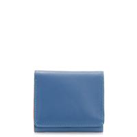 Tray Purse Wallet-Aqua