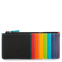 Credit Card Bill Holder-Black/Pace