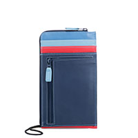 Neck Purse/Wallet-Royal