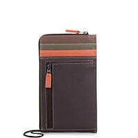 Neck Purse/Wallet-Safari Multi