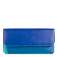 Simple Flapover Purse/Wallet-Seascape
