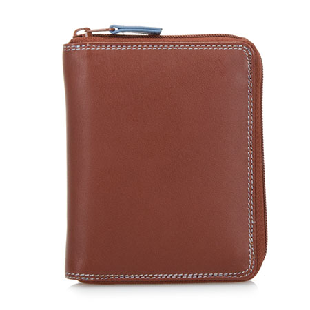 Zip Around CC Wallet-Siena