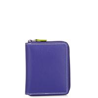 Zip Around CC Wallet-Lavender