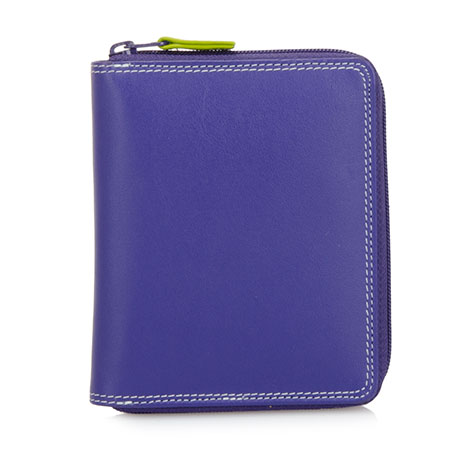 Zip Around CC Wallet-Lavender