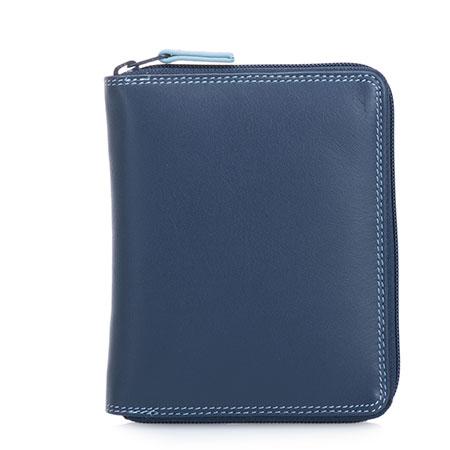 Zip Around CC Wallet-Royal